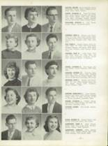 1954 Harrison Technical High School Yearbook Page 54 & 55