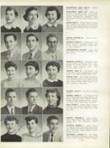 1954 Harrison Technical High School Yearbook Page 56 & 57