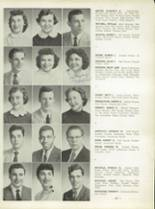 1954 Harrison Technical High School Yearbook Page 58 & 59