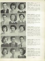 1954 Harrison Technical High School Yearbook Page 62 & 63