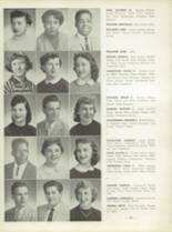 1954 Harrison Technical High School Yearbook Page 66 & 67