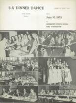 1954 Harrison Technical High School Yearbook Page 68 & 69