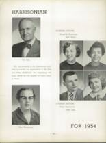 1954 Harrison Technical High School Yearbook Page 90 & 91