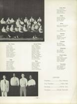 1954 Harrison Technical High School Yearbook Page 110 & 111