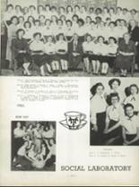 1954 Harrison Technical High School Yearbook Page 112 & 113