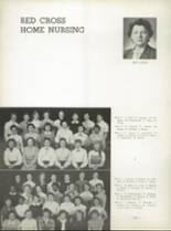 1954 Harrison Technical High School Yearbook Page 116 & 117