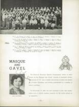 1954 Harrison Technical High School Yearbook Page 122 & 123