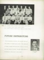 1954 Harrison Technical High School Yearbook Page 124 & 125