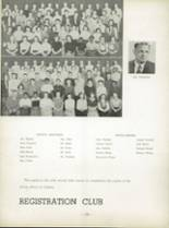 1954 Harrison Technical High School Yearbook Page 126 & 127