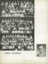 1954 Harrison Technical High School Yearbook Page 128 & 129