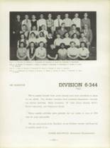1954 Harrison Technical High School Yearbook Page 136 & 137