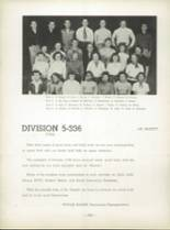 1954 Harrison Technical High School Yearbook Page 142 & 143