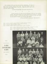 1954 Harrison Technical High School Yearbook Page 144 & 145
