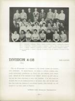 1954 Harrison Technical High School Yearbook Page 154 & 155