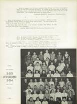 1954 Harrison Technical High School Yearbook Page 160 & 161