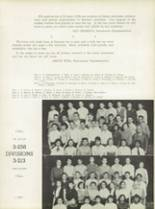 1954 Harrison Technical High School Yearbook Page 166 & 167