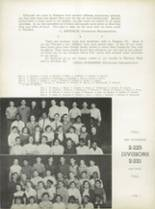1954 Harrison Technical High School Yearbook Page 170 & 171