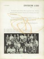 1954 Harrison Technical High School Yearbook Page 176 & 177