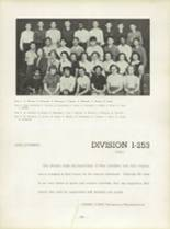 1954 Harrison Technical High School Yearbook Page 178 & 179