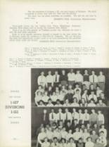 1954 Harrison Technical High School Yearbook Page 182 & 183