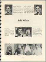 1952 East High School Yearbook Page 10 & 11