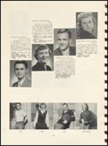 1952 East High School Yearbook Page 12 & 13