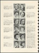 1952 East High School Yearbook Page 16 & 17