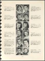 1952 East High School Yearbook Page 22 & 23