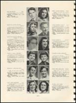 1952 East High School Yearbook Page 26 & 27