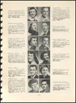 1952 East High School Yearbook Page 28 & 29