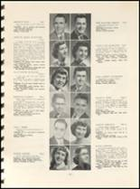 1952 East High School Yearbook Page 30 & 31