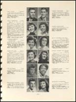1952 East High School Yearbook Page 32 & 33