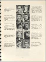 1952 East High School Yearbook Page 34 & 35