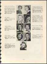 1952 East High School Yearbook Page 36 & 37
