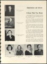 1952 East High School Yearbook Page 42 & 43