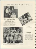 1952 East High School Yearbook Page 54 & 55