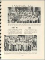 1952 East High School Yearbook Page 62 & 63