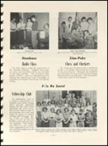1952 East High School Yearbook Page 64 & 65