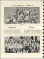 1952 East High School Yearbook Page 66 & 67