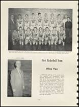 1952 East High School Yearbook Page 70 & 71