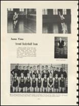 1952 East High School Yearbook Page 72 & 73