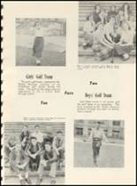 1952 East High School Yearbook Page 74 & 75