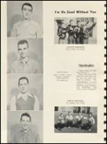 1952 East High School Yearbook Page 80 & 81