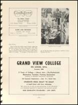 1952 East High School Yearbook Page 100 & 101