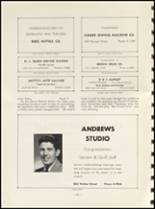 1952 East High School Yearbook Page 102 & 103