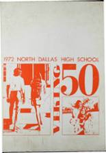 1972 Yearbook North Dallas High School