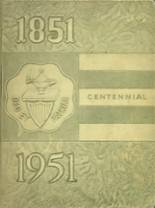 1951 Yearbook Hughes High School