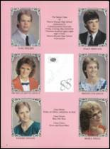 1988 Sharon Mutual High School Yearbook Page 12 & 13