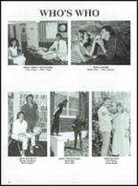 1988 Sharon Mutual High School Yearbook Page 24 & 25