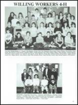 1988 Sharon Mutual High School Yearbook Page 40 & 41